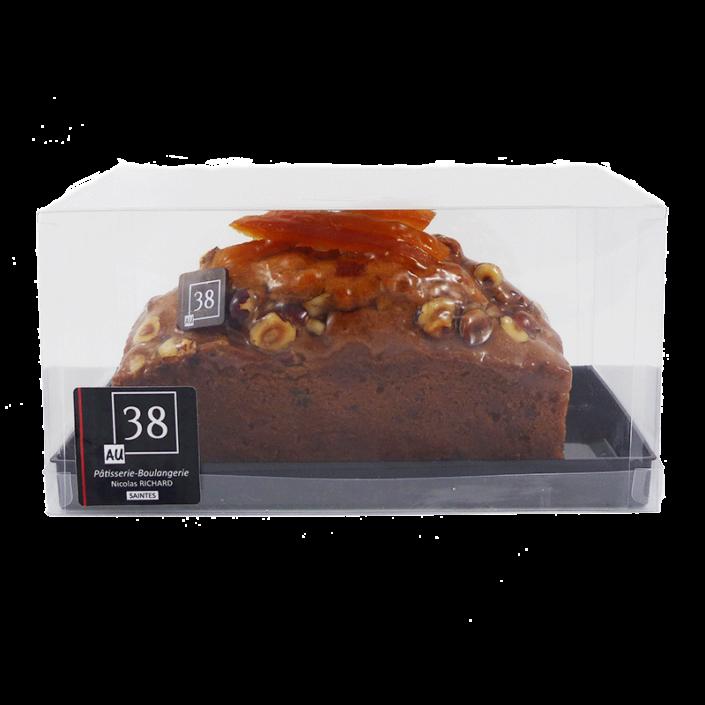 Cake orange noisette